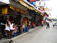 Pattaya bar Soi 6