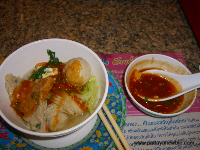 Thai food - MK